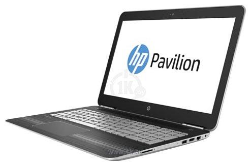 Фотографии HP Pavilion 15-bc007ur (X8P93EA)