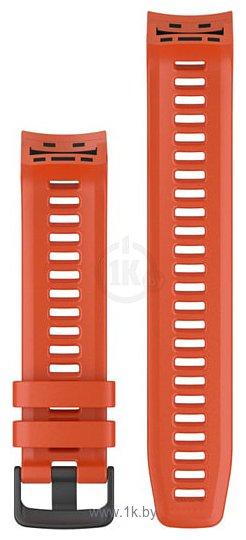 Фотографии Garmin силиконовый для Instinct (оранжевый)