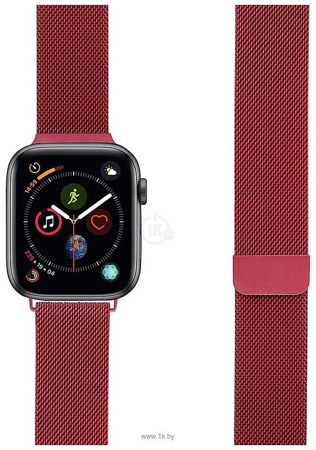 Фотографии Lyambda Capella для Apple Watch 38-40 мм (красный)