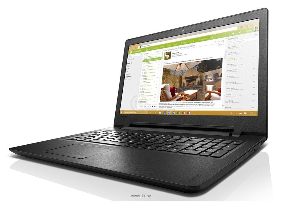 Фотографии Lenovo IdeaPad 110-15IBR (80T7003JRK)