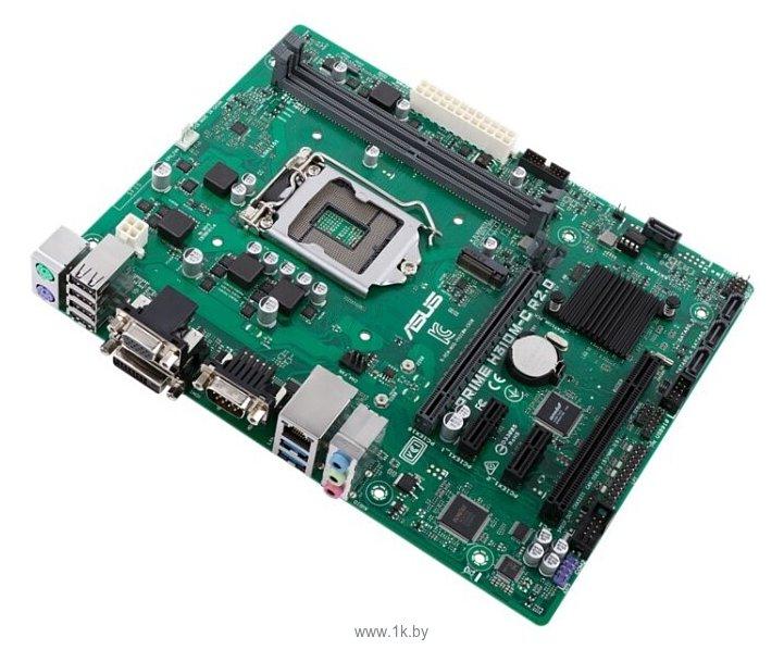 Фотографии ASUS PRIME H310M-C R2.0/CSM