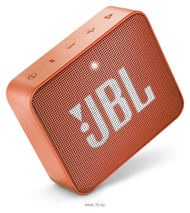Фотографии JBL GO 2