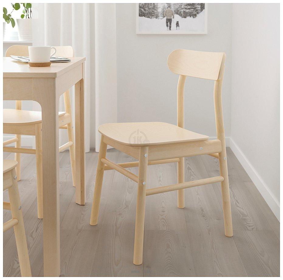 Фотографии Ikea Реннинге (береза) 004.007.53