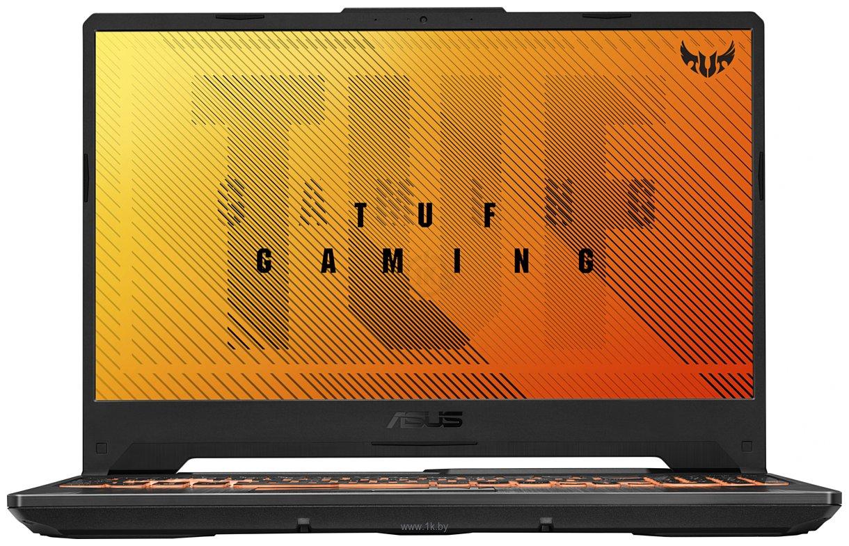 Фотографии ASUS TUF Gaming F15 FX506LI-BQ057