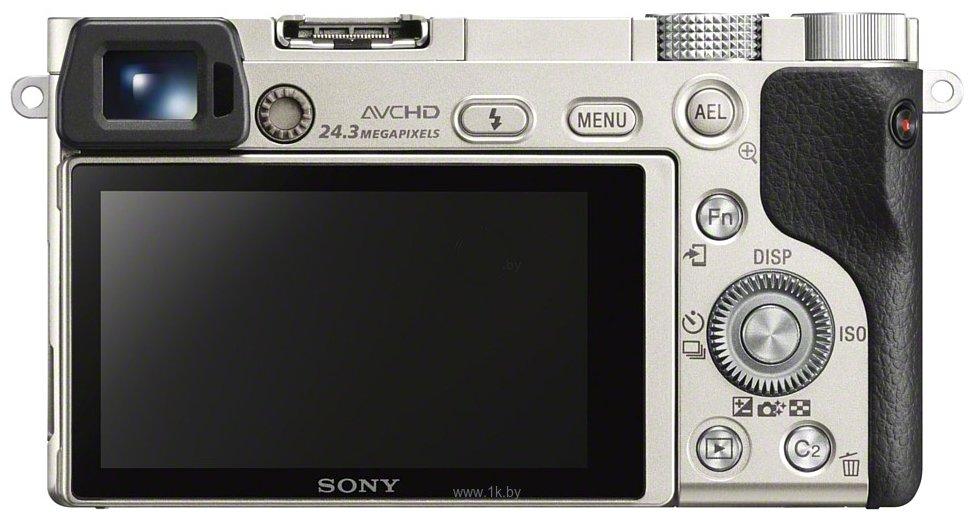 Фотографии Sony Alpha A6000 Body