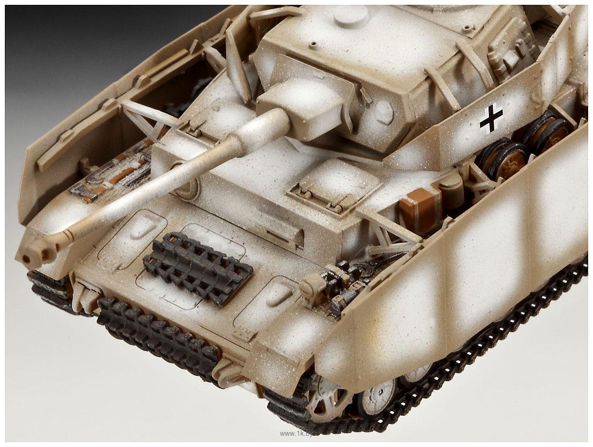 Фотографии Revell 03184 Немецкий средний танк PzKpfw. IV Ausf.H