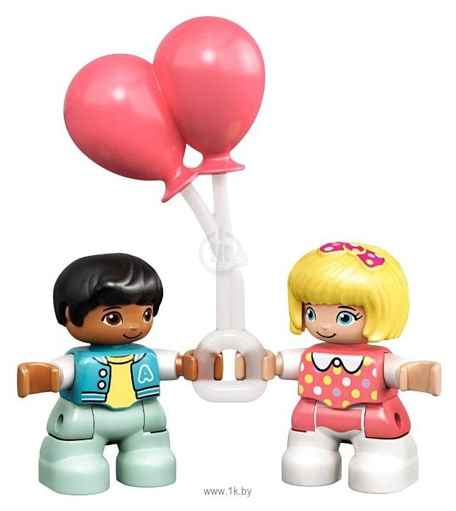 Фотографии LEGO Duplo 10925 Игровая комната