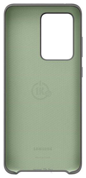 Фотографии Samsung Silicone Cover для Galaxy S20 Ultra (серый)