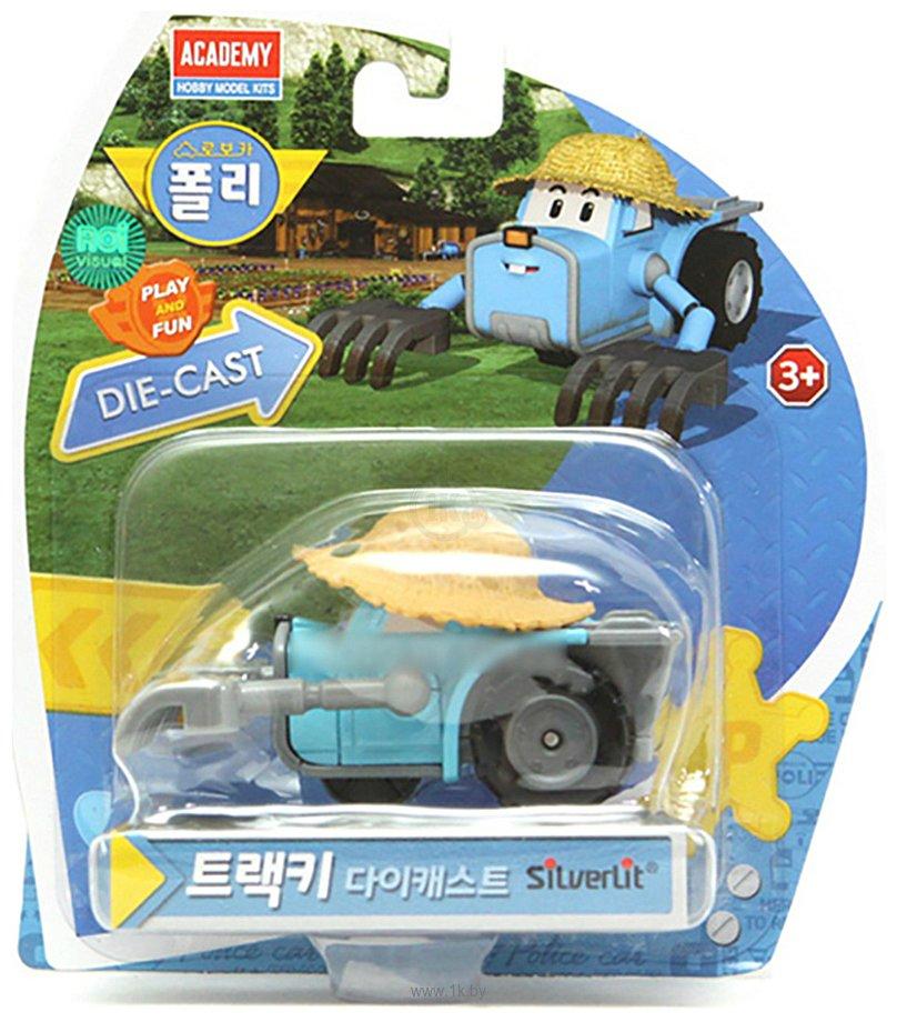 Фотографии Silverlit Robocar Poli Tracky 83358
