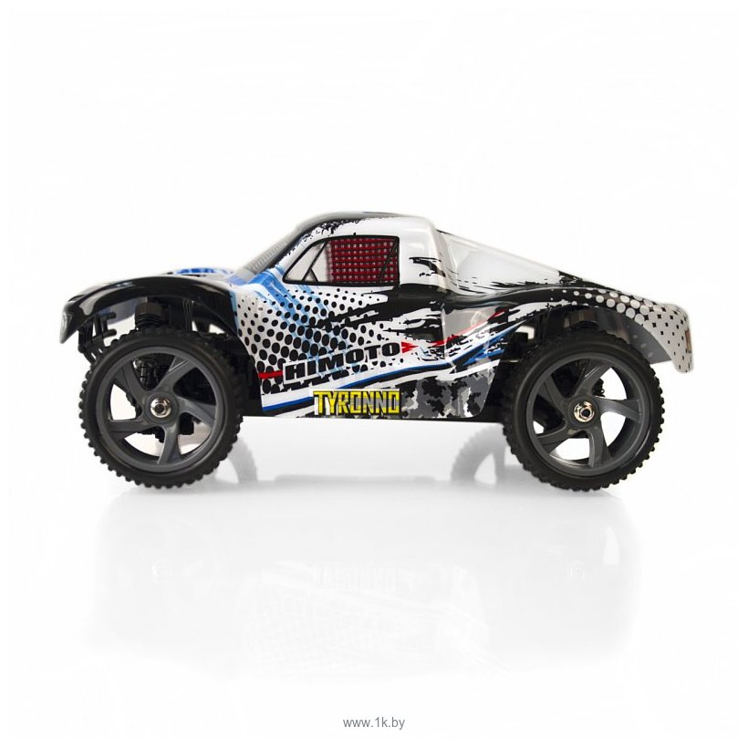 Фотографии Himoto TYRONNO 4WD ELECTRIC POWER SHORT COURSE 1:18 (E18SCL)