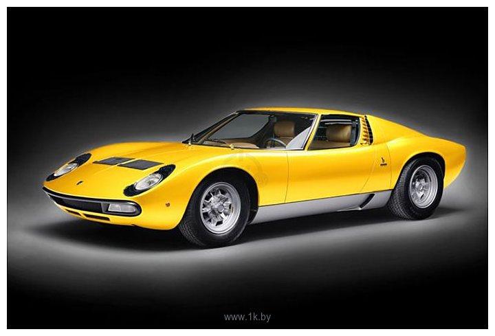 Фотографии Italeri 3686 Автомобиль Lamborghini Miura