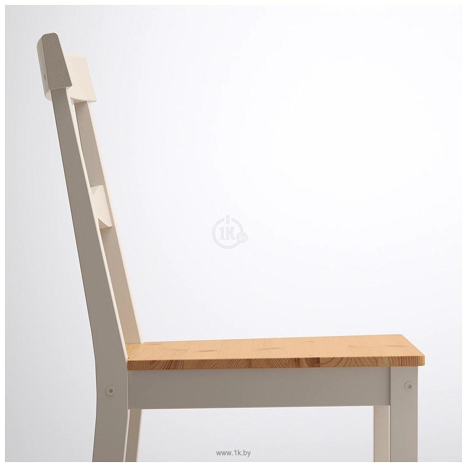 Фотографии Ikea Гэмлеби (светлая морилка антик/серый) (303.608.78)