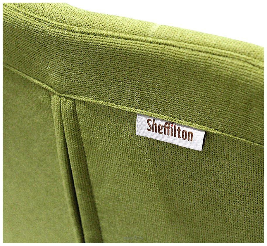 Фотографии Sheffilton SHT-ST29-C1/S29 (оливковый/хром лак)