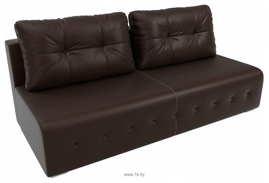 Фотографии Лига диванов Лондон 100650 (коричневый)