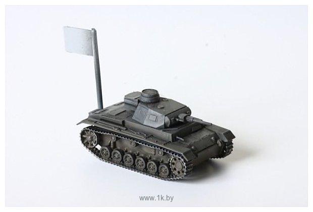 "Фотографии Звезда Немецкий средний танк ""Pz.Kp.fw.III G"""