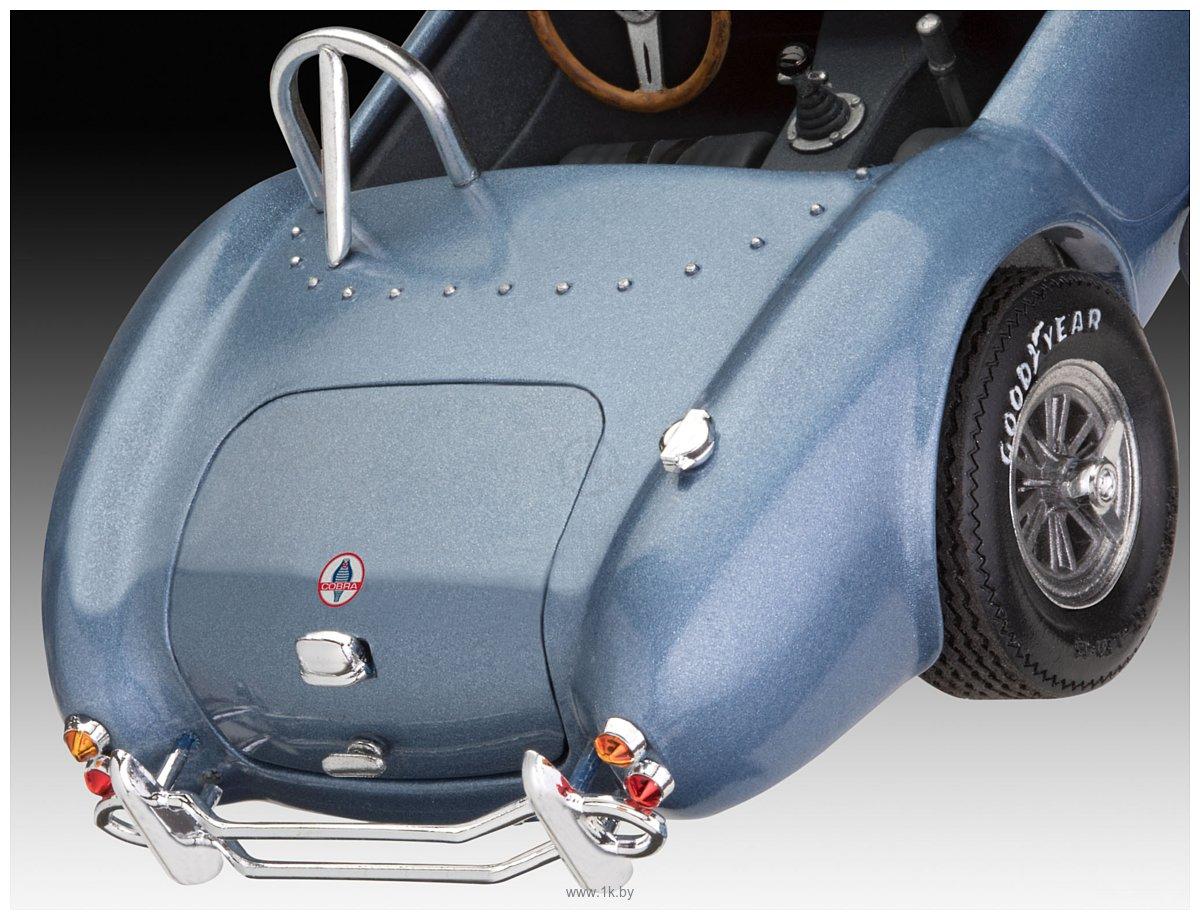 Фотографии Revell 07669 '62 Shelby Cobra 289