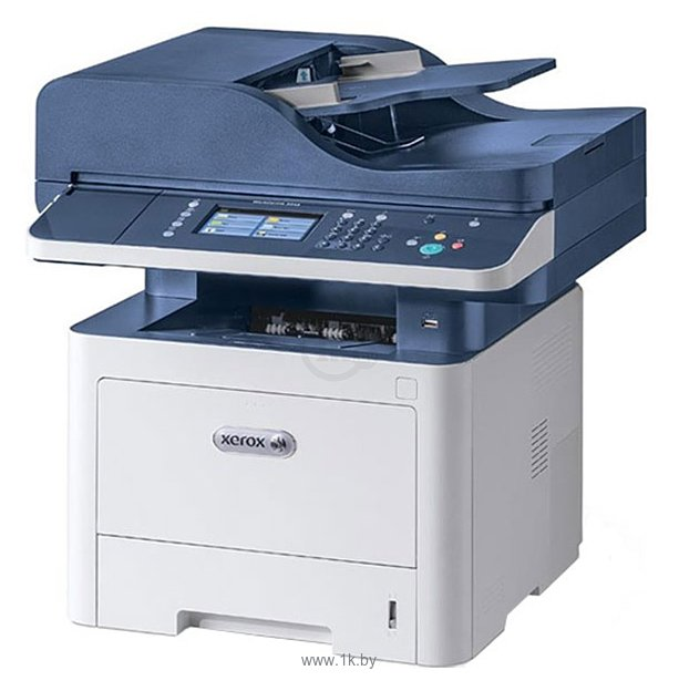 Фотографии Xerox WorkCentre 3345