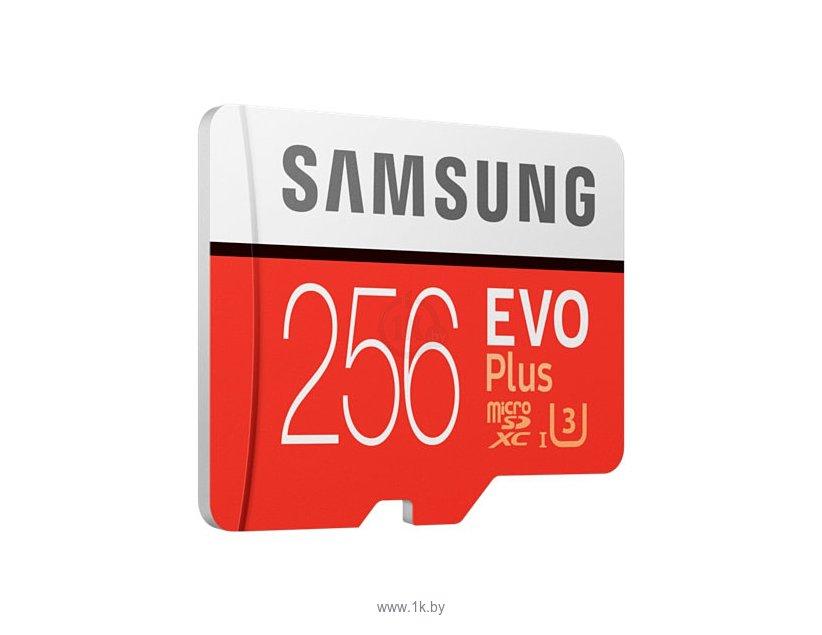Фотографии Samsung MB-MC256GA