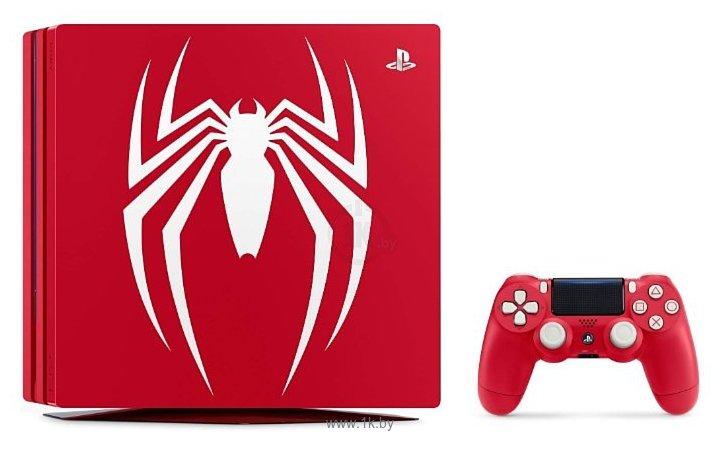 Фотографии Sony PlayStation 4 Pro Spider-Man