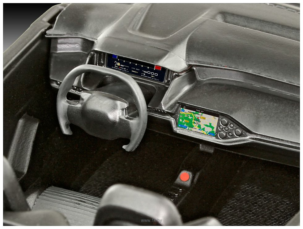 Фотографии Revell 07678 Автомобиль Ford GT