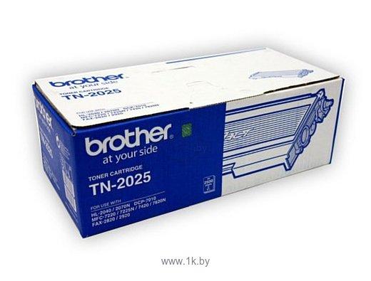 Фотографии Аналог Brother TN-2025