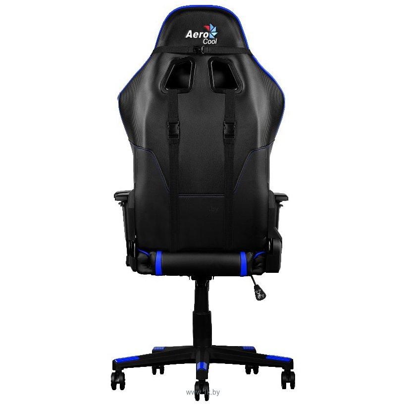 Фотографии AeroCool AC220 (черный/синий)