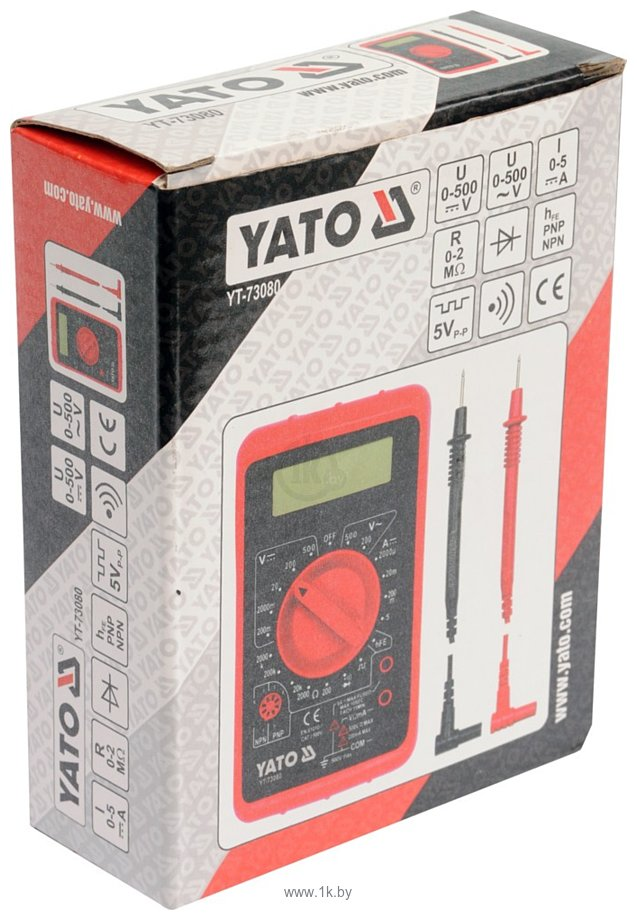 Фотографии Yato YT-73080