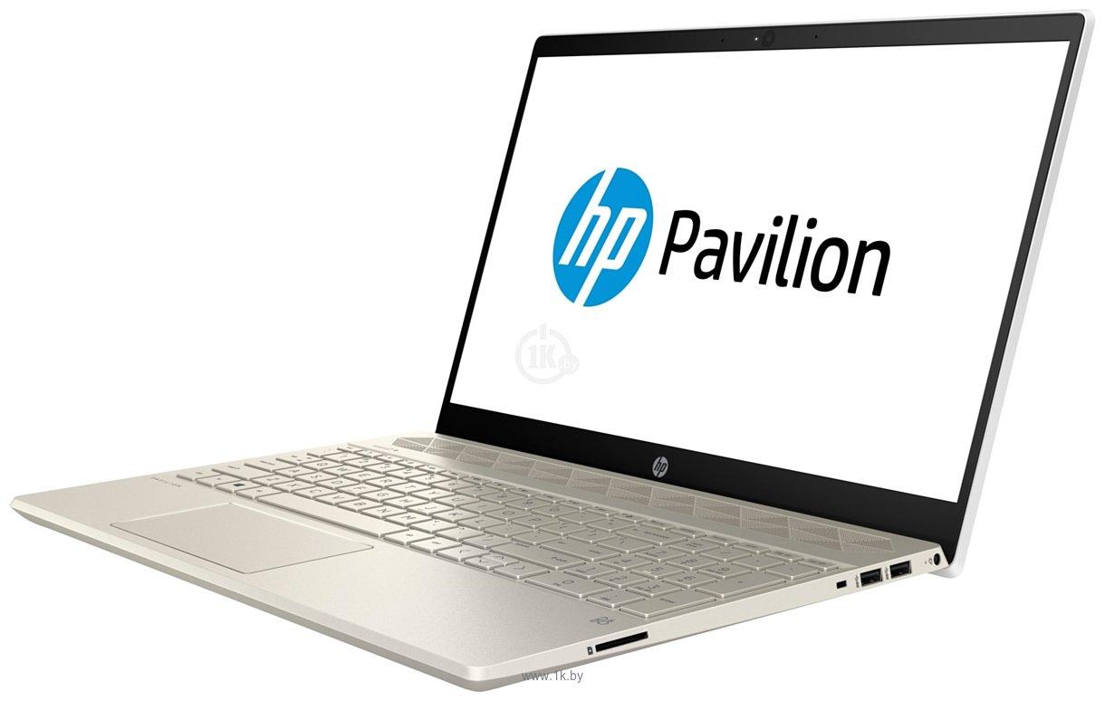 Фотографии HP Pavilion 15-cs0008ur (4GN94EA)