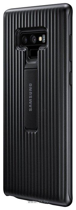 Фотографии Samsung Protective Standing Cover для Samsung Galaxy Note 9 (черный)