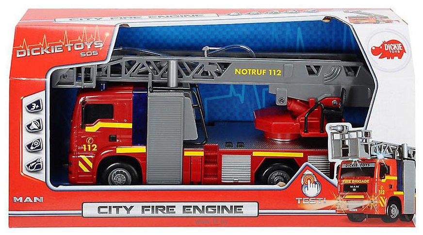 Фотографии DICKIE Пожарная машина с водой 20 371 5001 038