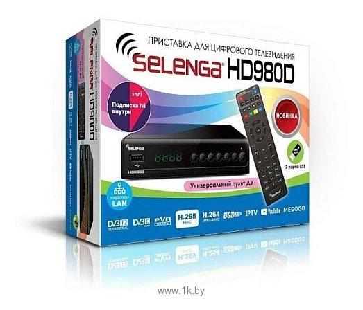 Фотографии Selenga HD980D