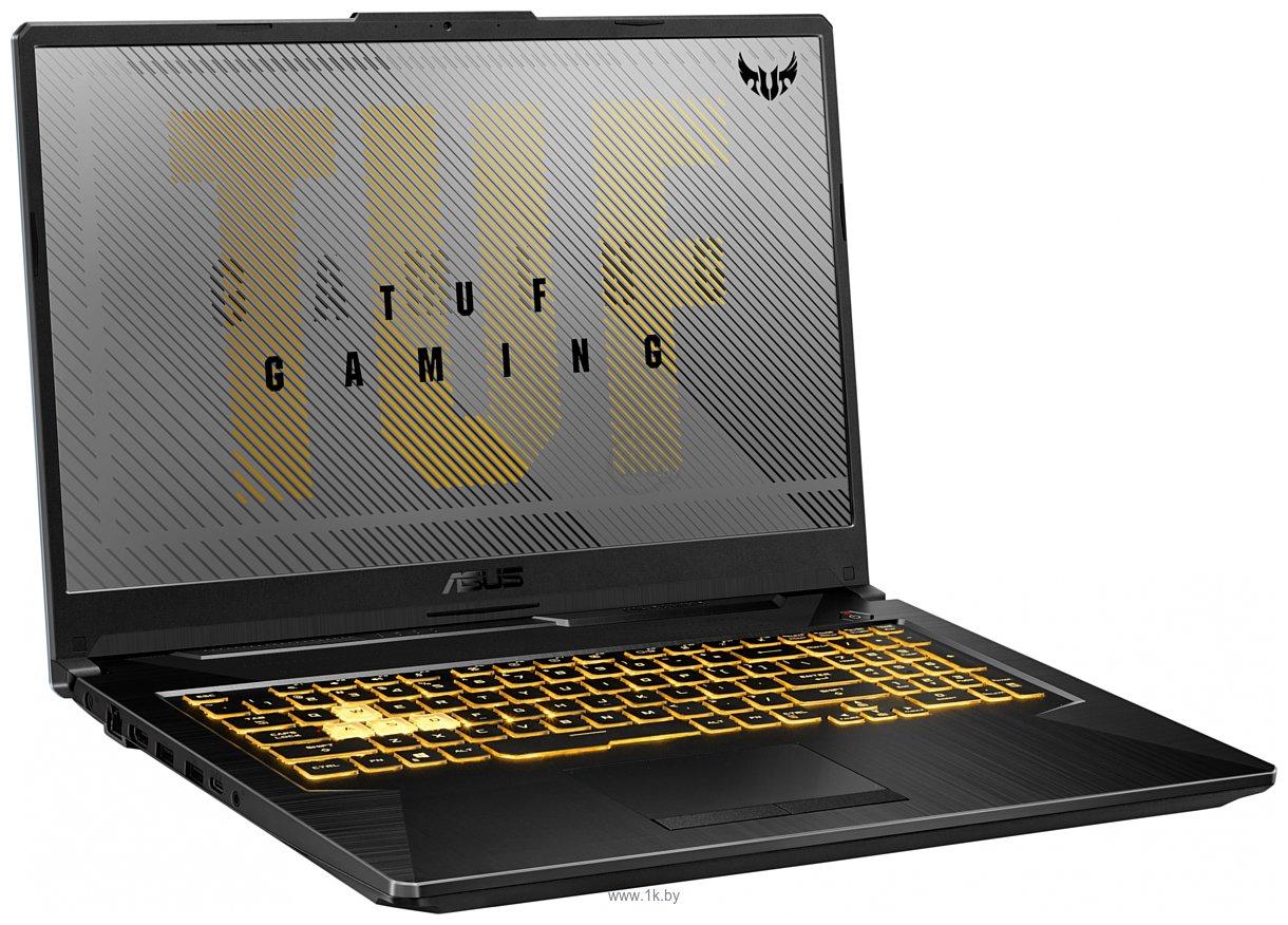 Фотографии ASUS TUF Gaming F17 FX706LI-H7056