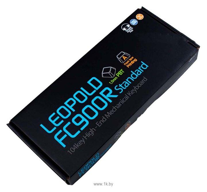 Фотографии Leopold FC900R Cherry MX Red Black USB+PS/2