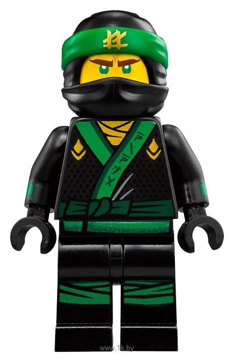 Фотографии LEGO The Ninjago Movie 70612 Механический дракон Зеленого ниндзя