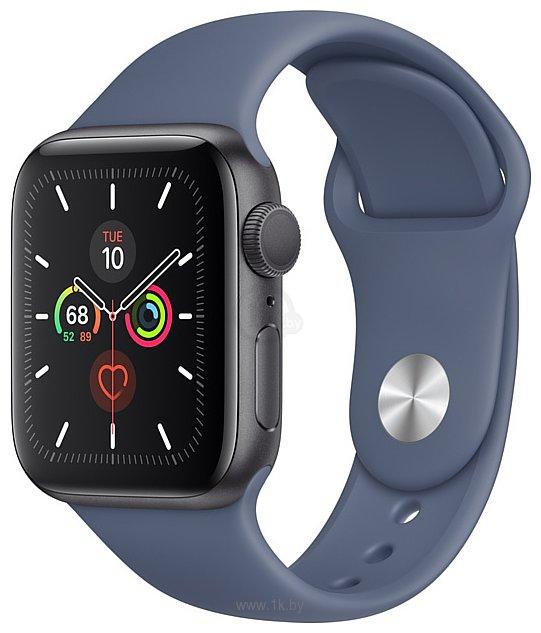 Фотографии Apple Watch Series 5 40mm GPS Aluminum Case with Sport Band