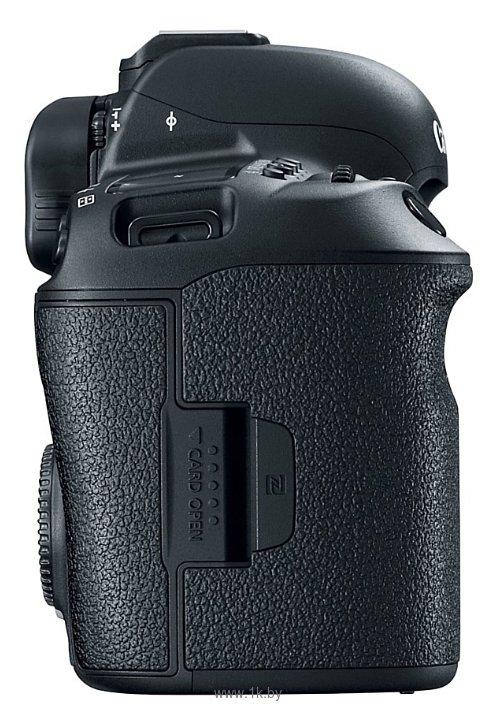 Фотографии Canon EOS 5D Mark IV Body
