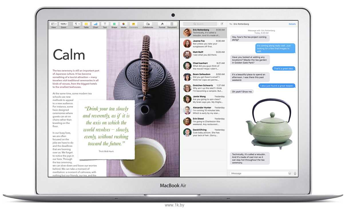 "Фотографии Apple MacBook Air 13"" (2017 год) (MQD42)"