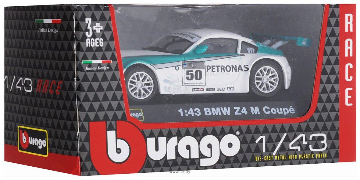 Фотографии Bburago BMW Z4 M Coupe 18-38004
