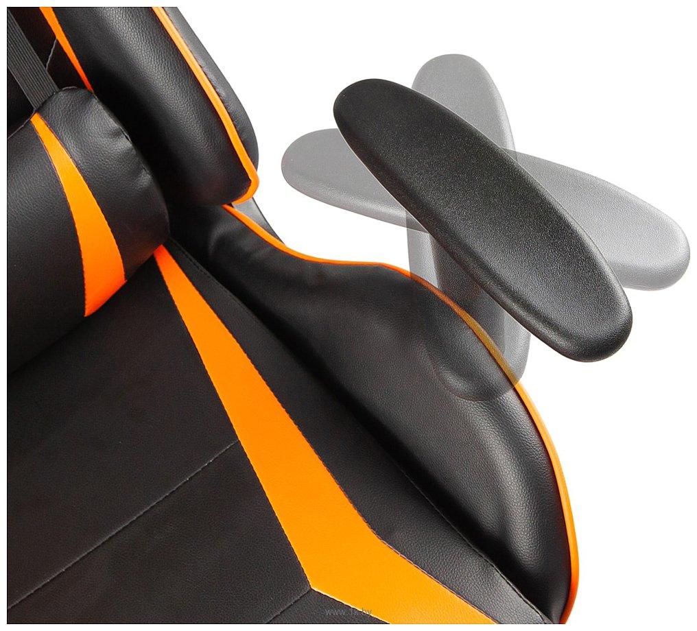 Фотографии Calviano Mustang (черный/оранжевый)