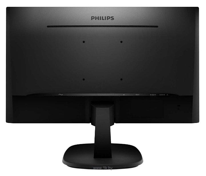 Фотографии Philips 243V7QDSB