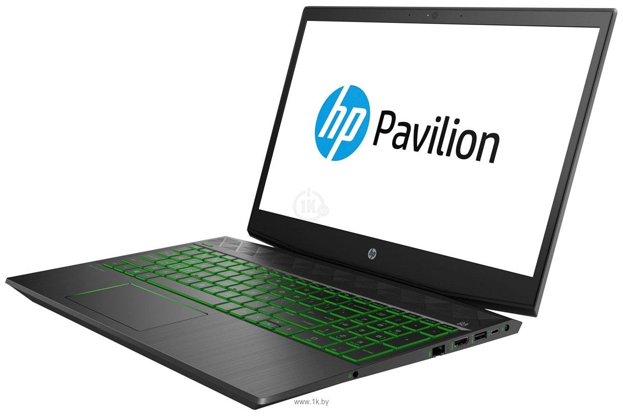 Фотографии HP Gaming Pavilion 15-cx0032ur (4PN38EA)
