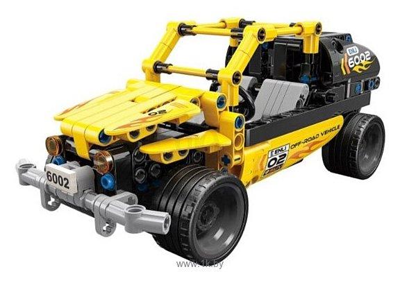 Фотографии Qman Model Power 6002 Жёлтый багги Геркулес
