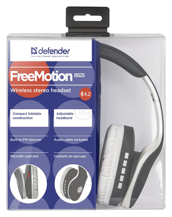 Фотографии Defender FreeMotion B525