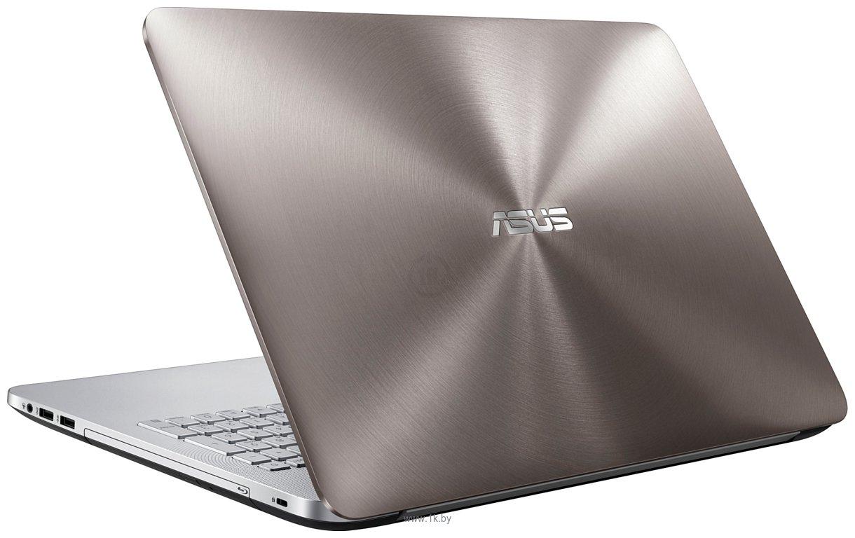 Фотографии ASUS VivoBook Pro N552VX-FY107T