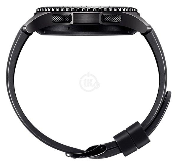 Фотографии Samsung Gear S3 Frontier