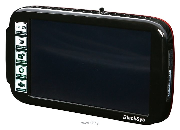 Фотографии BlackSys CL-100B OBDII-1CH-GPS
