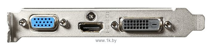 Фотографии GIGABYTE GeForce GT 710 954Mhz PCI-E 2.0 1024Mb 1600Mhz 64 bit DVI HDMI HDCP