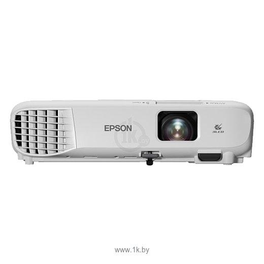Фотографии Epson EB-W05