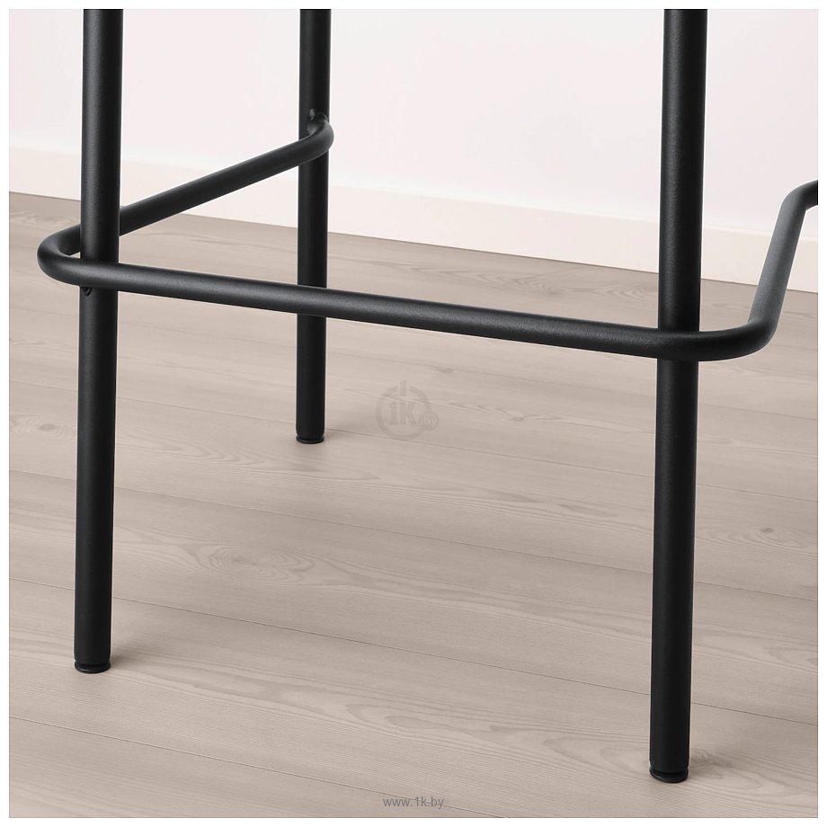 Фотографии Ikea Ингвар (антрацит) 004.173.05