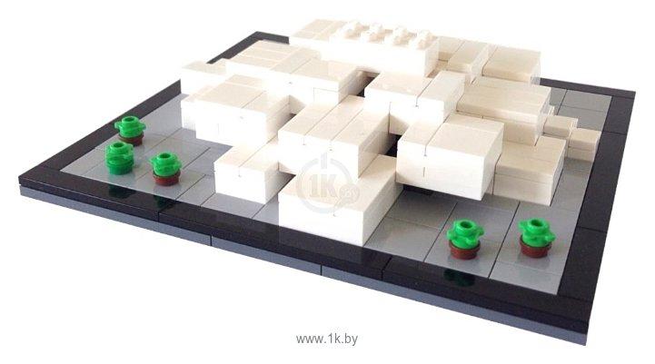 Фотографии LEGO Architecture 4000010 Дом в Биллунне, Дания